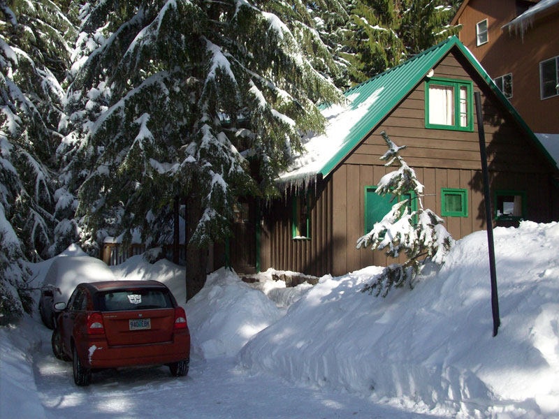 Camp Creek Lodge